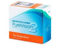 Alensa.lv - Kontaktlēcas - PureVision 2 for Astigmatism