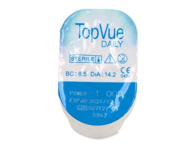 TopVue Daily (10kontaktlēcas)
