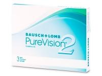 Alensa.lv - Kontaktlēcas - PureVision 2