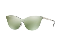 Alensa.lv - Kontaktlēcas - Ray-Ban Blaze Cat Eye RB3580N 042/30