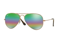 Alensa.lv - Kontaktlēcas - Ray-Ban Aviator Mineral Flash Lenses RB3025 9018C3