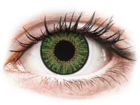 Alensa.lv - Kontaktlēcas - TopVue Color daily - Green - bez dioptrijas
