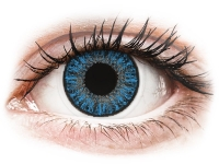 Alensa.lv - Kontaktlēcas - TopVue Color daily - Sapphire Blue - bez dioptrijas