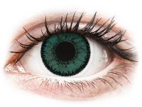 Alensa.lv - Kontaktlēcas - SofLens Natural Colors Jade - ar dioptriju
