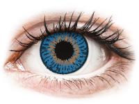 Alensa.lv - Kontaktlēcas - Expressions Colors Dark Blue - ar dioptriju
