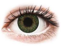 Alensa.lv - Kontaktlēcas - FreshLook ColorBlends Gemstone Green - ar dioptriju