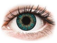 Alensa.lv - Kontaktlēcas - FreshLook ColorBlends Turquoise - ar dioptriju