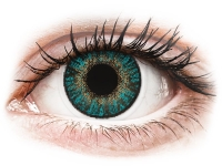 Alensa.lv - Kontaktlēcas - FreshLook ColorBlends Turquoise - bez dioptrijas