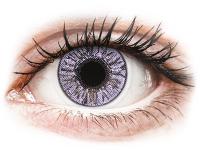 Alensa.lv - Kontaktlēcas - FreshLook Colors Violet - ar dioptriju