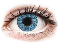 Alensa.lv - Kontaktlēcas - FreshLook Colors Sapphire Blue - bez dioptrijas