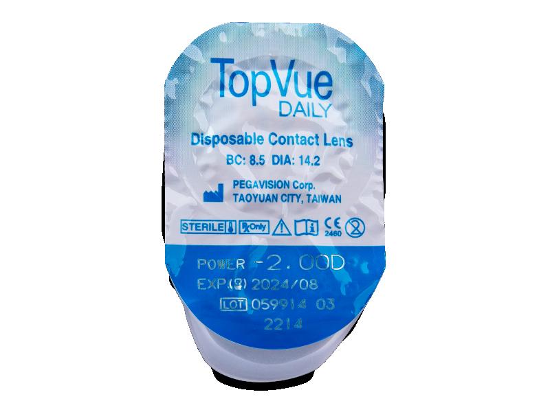 TopVue Daily (10lēcas)