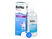 Alensa.lv - Kontaktlēcas - ReNu MPS Sensitive Eyes šķīdums 360 ml