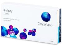 Alensa.lv - Kontaktlēcas - Biofinity Toric
