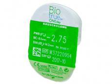 Biotrue ONEday (90lēcas)