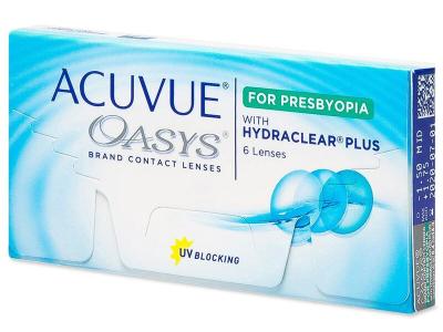 Acuvue Oasys for Presbyopia (6 lēcas)