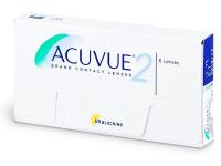 Alensa.lv - Kontaktlēcas - Acuvue 2