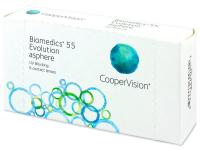 Alensa.lv - Kontaktlēcas - Biomedics 55 Evolution