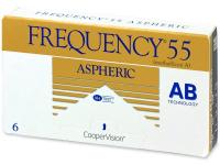 Alensa.lv - Kontaktlēcas - Frequency 55 Aspheric