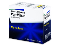 Alensa.lv - Kontaktlēcas - PureVision Multi-Focal
