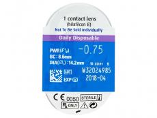 SofLens Daily Disposable (30lēcas)