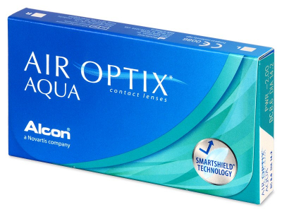 Air Optix Aqua (6 lēcas)