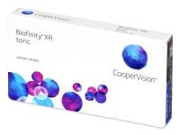 Alensa.lv - Kontaktlēcas - Biofinity XR Toric